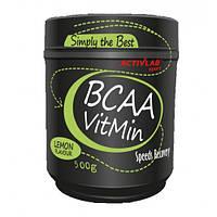 BCAA - Лейцин, Изолейцин, Валин Activlab BCAA VitMin  500 g