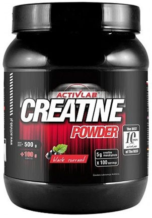 Креатин Моногидрат Activlab Creatine Powder  600 g