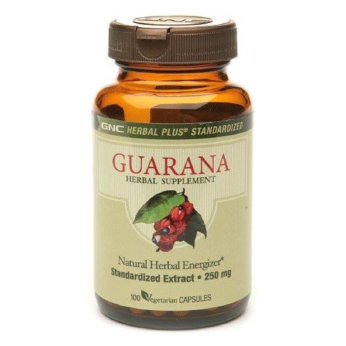 Гуарана GNC Guarana  100 caps