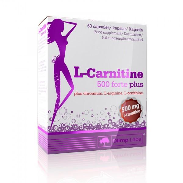 L-карнитин OLIMP L-Carnitine 500 Forte Plus  60 caps