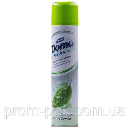 Освежитель воздуха Domo 300 ml после дождя, фото 2