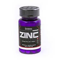 ZMA - Цинк, Магний, Витамин В6 Ultimate Nutrition Zinc  120 tab