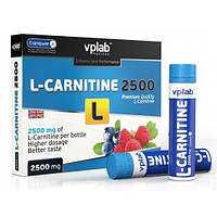 L-карнитин VP Lab L-Carnitine 2500 (7*25 ml citrus
