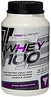Протеин Сывороточный TREC NUTRITION WHEY 100 PINA COLADA 600 г