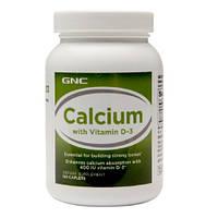 Витаминные и минеральные комплексы GNC CALCIUM PLUS WITH VITAMIN D3 120 tab