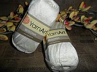 Yarnart Begonia (Ярнарт Бегония) 6282 кремовый