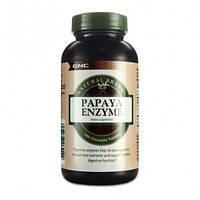 Витаминные и минеральные комплексы GNC Papaya Enzyme 240 tab