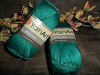 Yarnart Begonia (Ярнарт Бегония) 6334 изумруд