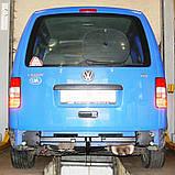Фаркоп Volkswagen Caddy 2004-, фото 2