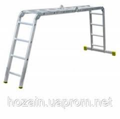 Шарнирная лестница FORTE 4x4 (FE4х4)