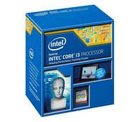 Процессор INTEL S1150 Core i3-4170 BX80646I34170 2 ядра, 3Mb, Haswell, Intel HD Graphics 4400, 22nm,