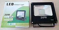 Светодиодный Прожектор Слим LED FL-20W 1500Lm стандарт