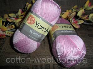 Yarnart Begonia (Ярнарт Бегония) 0319 розовый