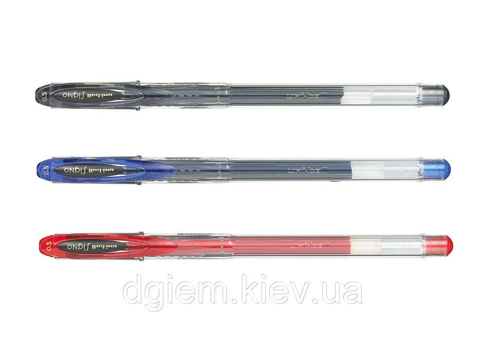Ручка гелева uni-ball Signo 0,7 мм
