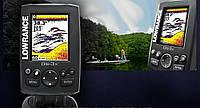 Эхолот (Сонар) для рыбалки LOWRANCE ELITE 3x