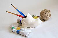 Керамическая игрушка для росписи ботинок