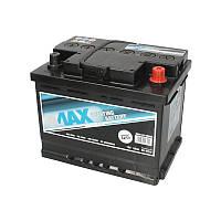 Аккумулятор 4Max 55Ач 470А [-+] (0608-03-0005Q)