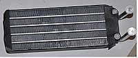 Радиатор печки кабины Эталон ТАТА алюминиевый , фото 1