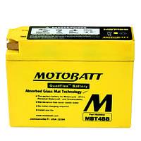 Мото аккумулятор MOTOBAT MBT4BB