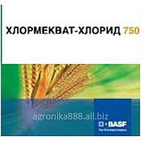 Регулятор роста ХЛОРМЕКВАТ ХЛОРИД д.в. Хлормекват-хлорид (750 г/л)   компании БАСФ(BASF)