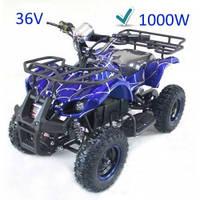 New! Квадроцикл электрический HL-E421F 1000W 36V, фото 1