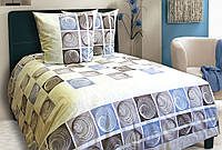 Комплекты постельного белья из белорусской бязи семейные, хлопок 100%