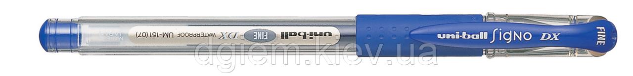 Ручка гелевая uni-ball Signo DX 0,7мм