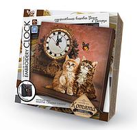 Набор для творчества Embroidery clock EС-01-03