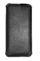 Чехол New Case для Lenovo S860 кожаный чёрный
