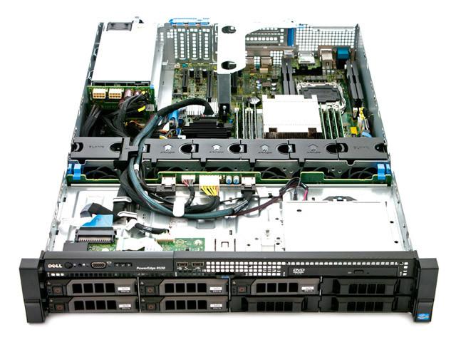 Сервер Dell PE R530 (210-R530-2620)