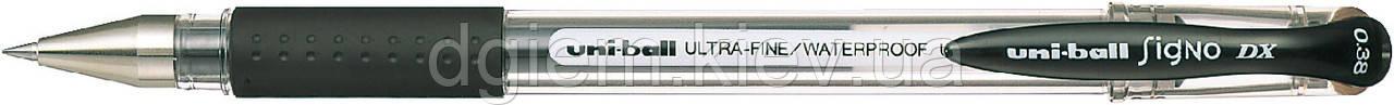 Ручка гелевая uni-ball Signo DX 0,38мм