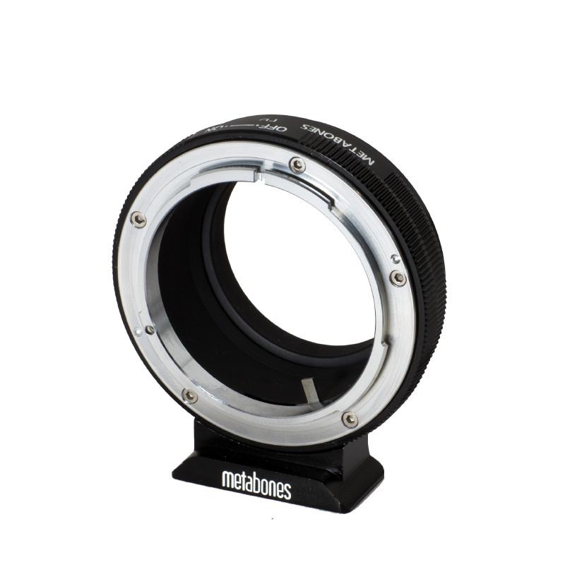 Metabones Canon FD Mount Lens to Sony NEX Camera Lens Mount Adapter (Black) (MB_FD-E-BM1)