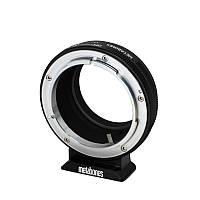 Metabones Canon FD Mount Lens to Sony NEX Camera Lens Mount Adapter (Black) (MB_FD-E-BM1), фото 1