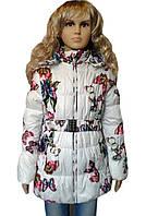 Стильная куртка детская для девочки