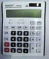 Настольный калькулятор Taksun TS 8852 B увеличенный дисплей автоматические выключение
