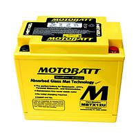 Мото аккумулятор MONBAT MBTX12U