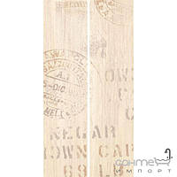 Керамогранит Cisa Ceramiche Плитка для пола керамогранит декор Cisa MY WOOD WHITE DECORO MIX 0800806