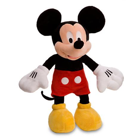 Плюшевая игрушка Микки Маус 46 см Дисней / Mickey Mouse Plush Disney