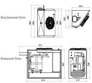 Сплит-система Polair SM 337 S, фото 2