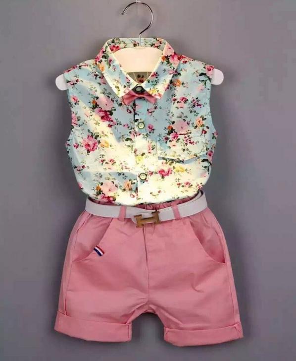 aa4e7a4a0ae856 Стильний набір для дівчат на літо - Інтернет-магазин дитячого та жіночого  одягу