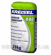 Kreisel 440 Estrich-beton цементная стяжка усиленная 25 кг