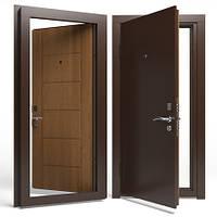 Дверь APECSв М/МДФ 860 Л /Пр .з.дуб СтандN
