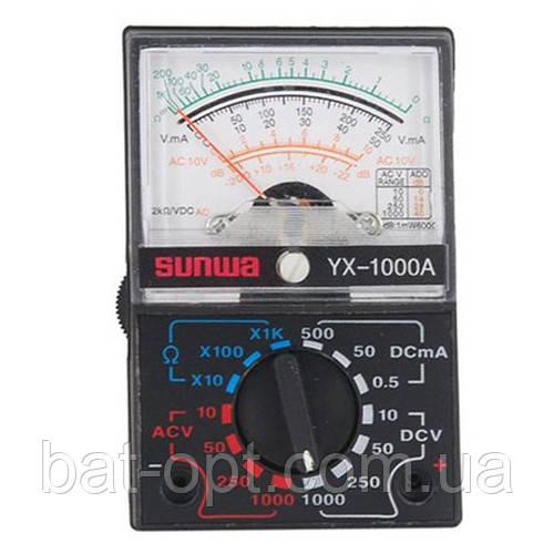 Мультиметр стрелочный  (тестер) YX110-1000А