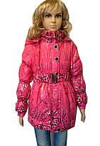 Куртка удлиненная узор, фото 2