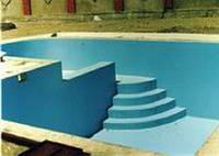 Полимочевина для бассейнов и водоемов