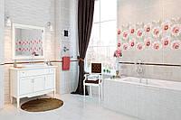 Керамическая плитка для ванных комнат Creamy Fantasy от Opoczno