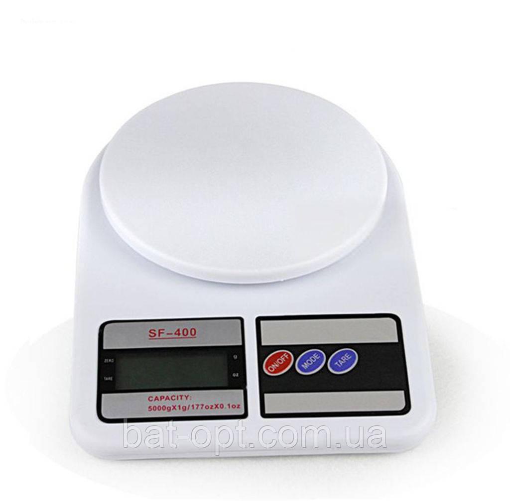 Весы кухонные SF-400 10кг электронные