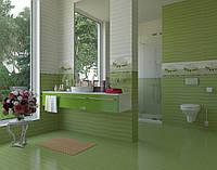 Керамическая плитка для ванных комнат FLORA от Opoczno