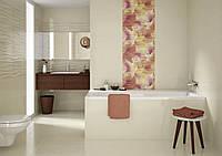 Керамическая плитка для ванных комнат FLOWER POWER от Opoczno