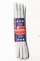 Резинка белая для одежды УЗКАЯ  (заказ кратно 4шт)